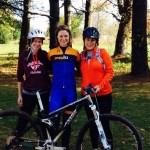 Kristine Contento-Angell with new mtb victims