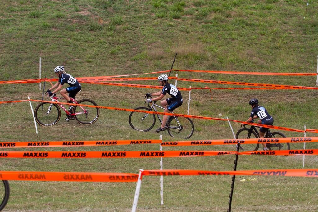 Kristine ContentoAngell cx with elite endurance women